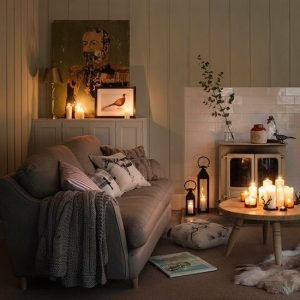 Hygge votre maison pour l'hiver
