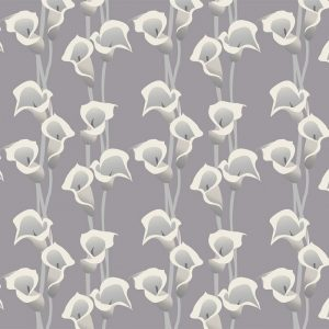 Image of Calla Grey pattern design from Rose Quartz and forthefloorandmore.com