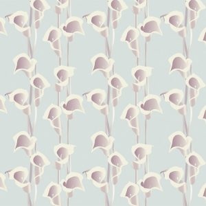 Image of Calla Light pattern design from Rose Quartz