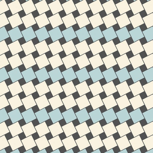 Image of Cubes design vinyl flooring from For the Floor & More