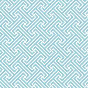 Image of Maze Blue design vinyl flooring from For the Floor & More