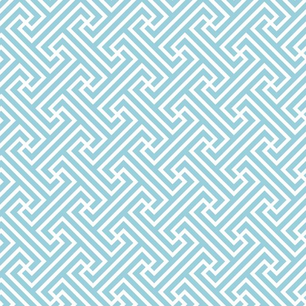 Image of Maze Blue design vinyl flooring from For the Floor & More