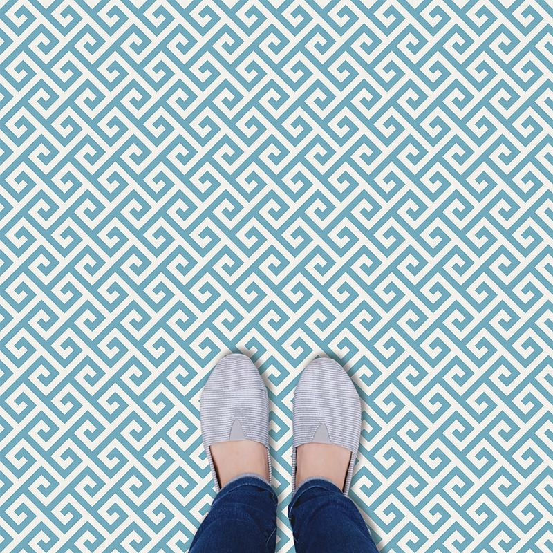 Geo: Maze Blue