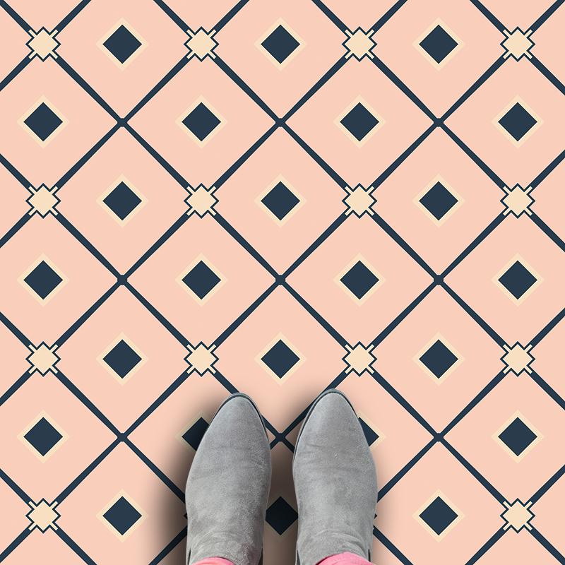 Geo: Venetian Pink