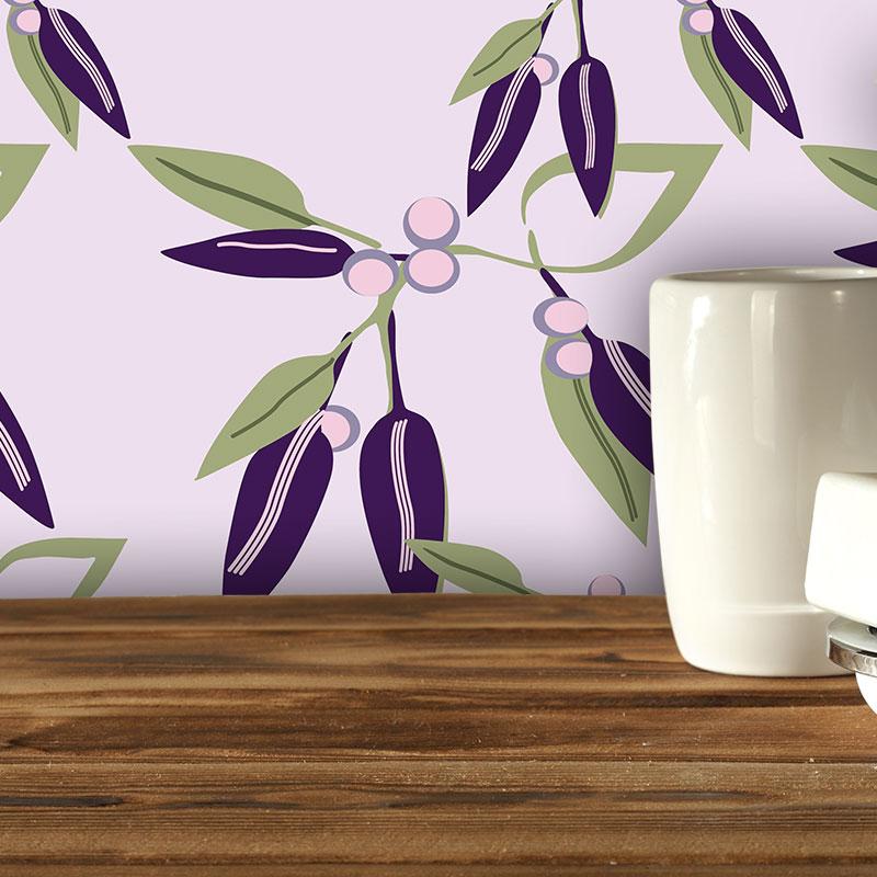 Flora: Viola Vine