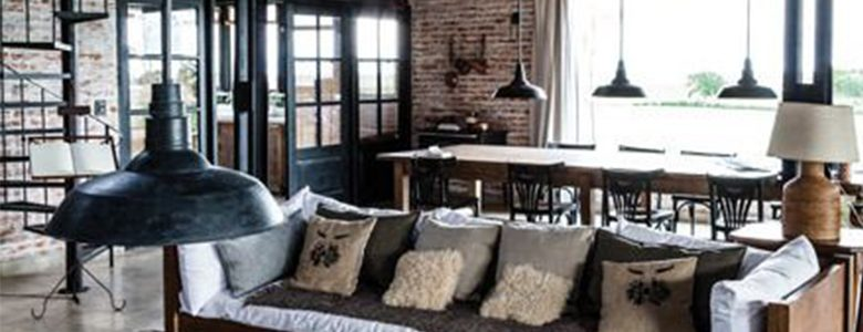 Industrial home decor - forthefloorandmore.com