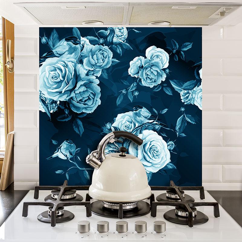 Flora: Petal in Blue