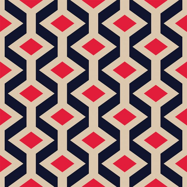 Image of Fenchurch geometric flooring exlusively from forthefloorandmore.com