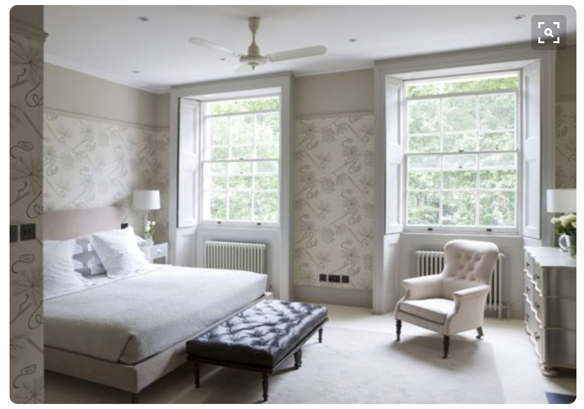 Image of a Charlotte Crosland designer interiors