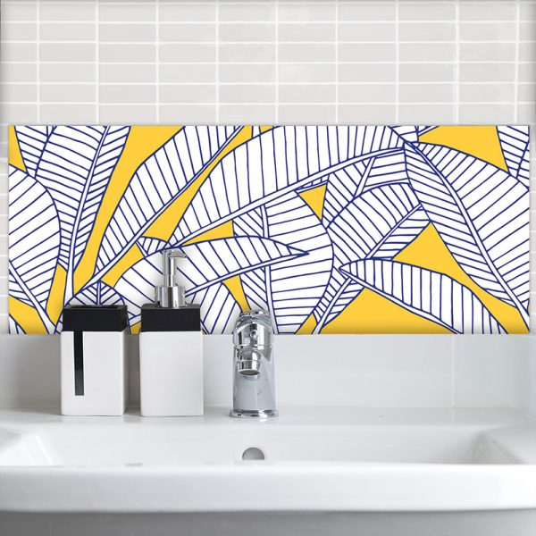 Image of Ambae pattern design as a Feature Tile from forthefloorandmore.com