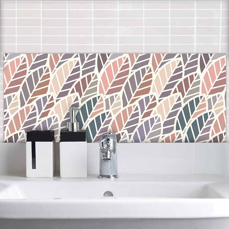 Image of Apolima pattern design as a Feature Tile from For the Floor and More