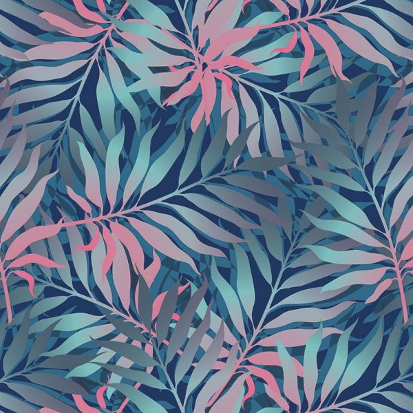 Image of Maui pattern design for bespoke wallpaper murals, glass splashbacks and Feature Tiles from forthefloorandmore.com