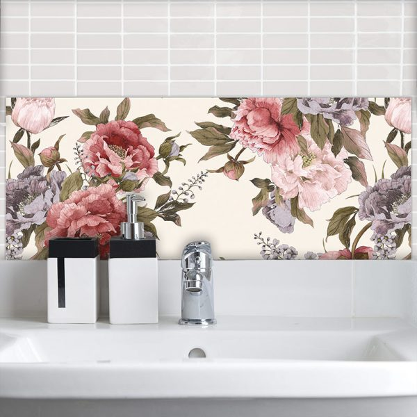 Image of Carin pattern design as a Feature Tile from forthefloorandmore.com