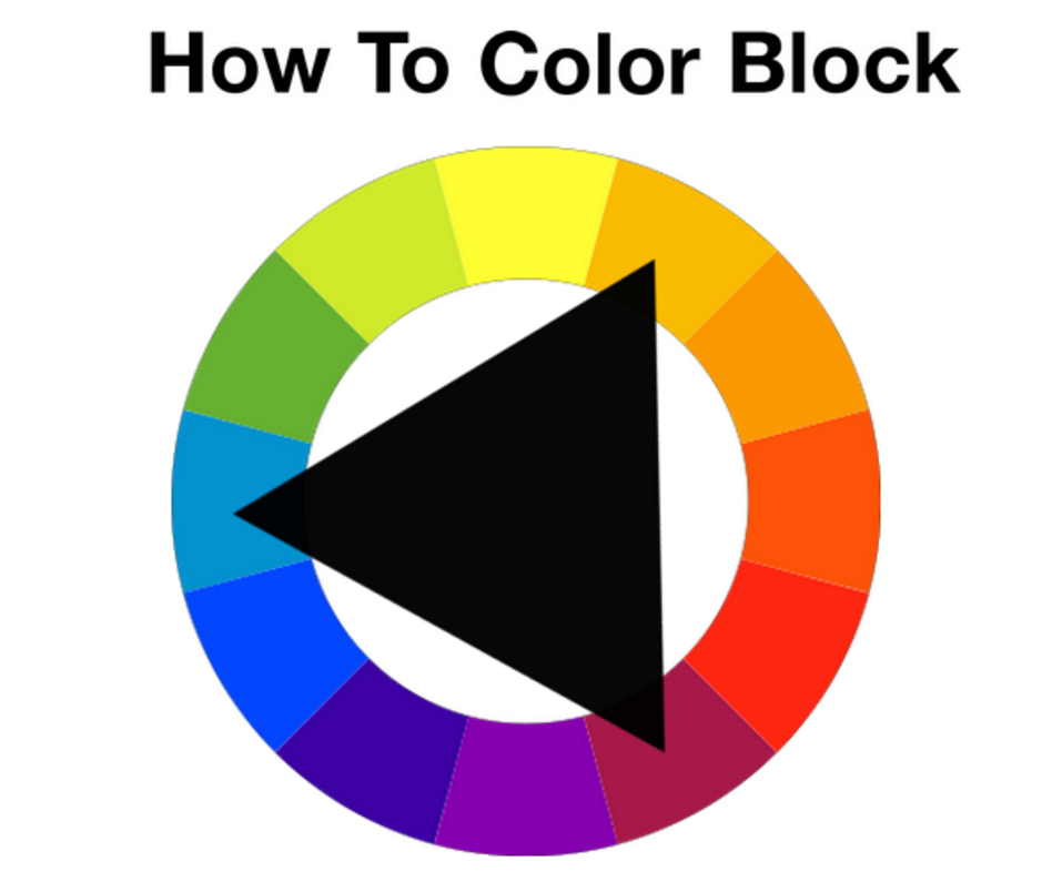 Image of How To Colour Block for pattern from a blog post by forthefloorandmore.com