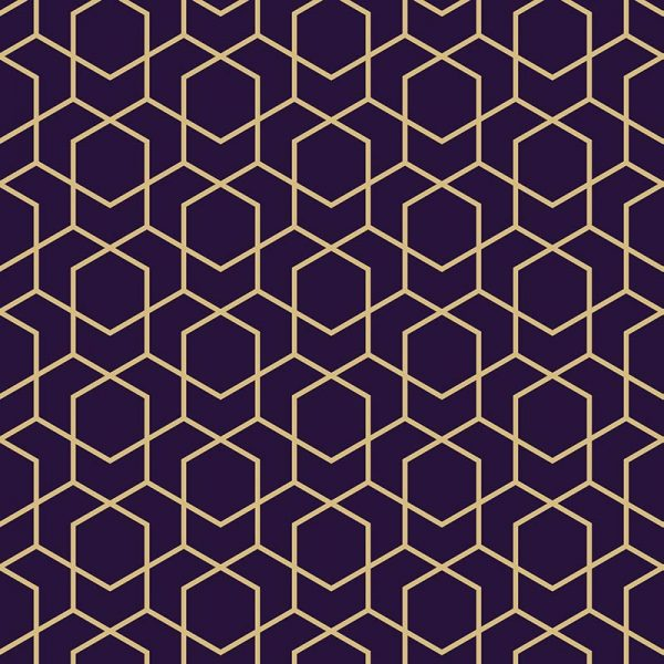 Image showing Geo Luxe pattern design from forthefloorandmore.com