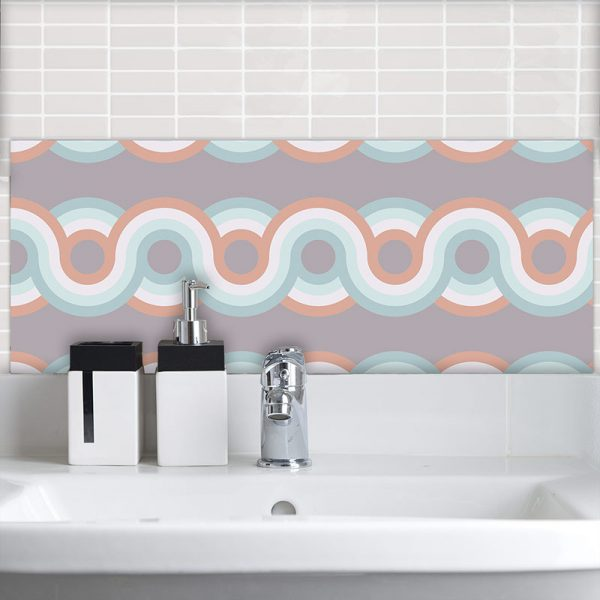 Image of Anata dot Feature Tile pattern design from forthefloorandmore.com