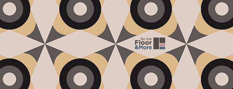 Modern Vinyl Patterned Flooring from forthefloorandmore.com