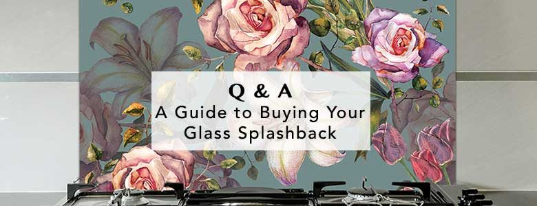 Buy glass splashback - A guide to buying your new printed glass splashback from a post by forthefloorandmore.com
