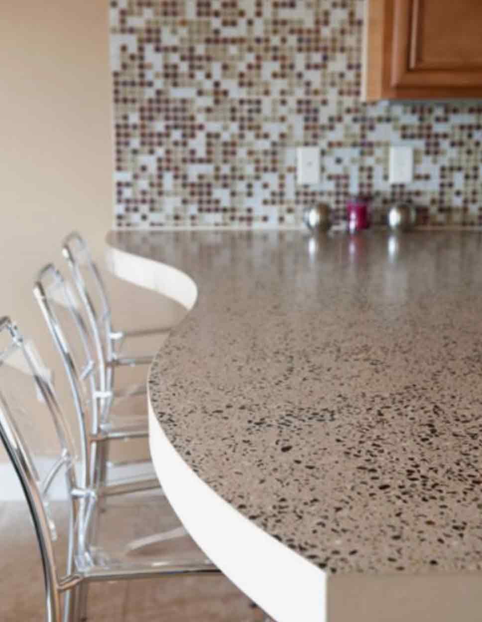 Image of a tough kitchen counter used in a blog by forthefloorandmore.com