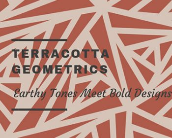 Image for a blog post on the latest Terracotta vinyl flooring from For the Floor and More