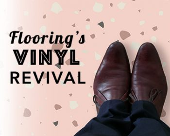 Vinyl Flooring Is Back! From George Clarkes Old House New Home To The Sunday Times, Pattern Vinyl Flooring Is Back With A Bang! A blog post by forthefloorandmore.com