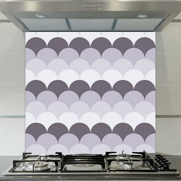 Image of Ines pattern print splashback