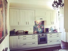 Image of Alida splashback customer testimonial photo for For the Floor & More