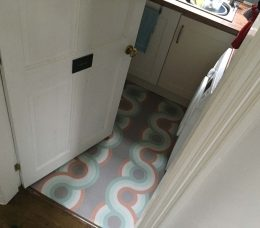 Image of Anata flooring customer photo used in the testimonial page Loved By You at forthefloorandmore.com