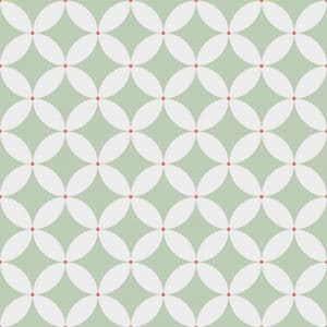 Image of Meja pattern printed geometric design exclusively from forthefloorandmore.com