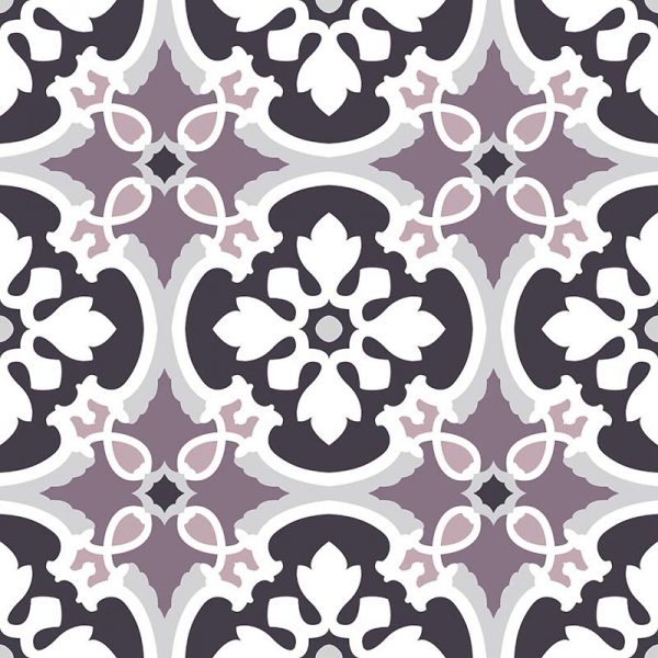 Alta pattern printed geometric design exclusively from forthefloorandmore.com