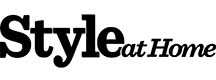 Style at Home magazine logo linking to article on For the Floor and More