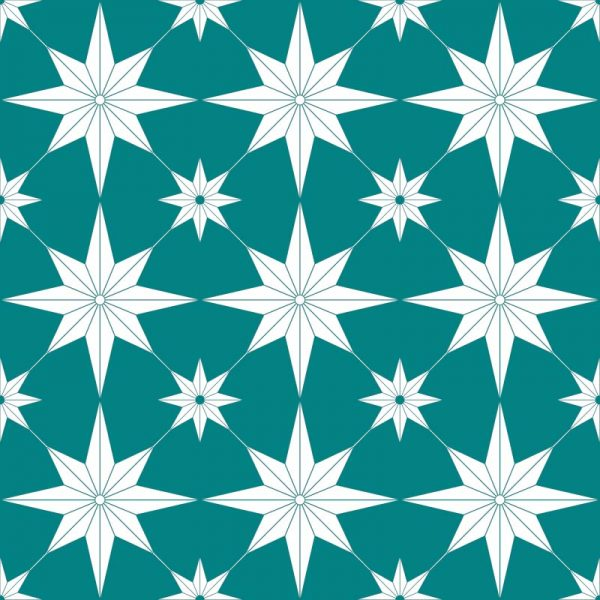 Elettra pattern printed geometric design exclusively from forthefloorandmore.com