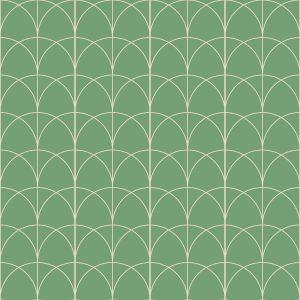 Verdio arch pattern printed geometric design vinyl flooring exclusively from forthefloorandmore.com